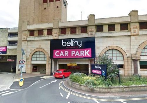 The Belfry Shopping Centre, Redhill