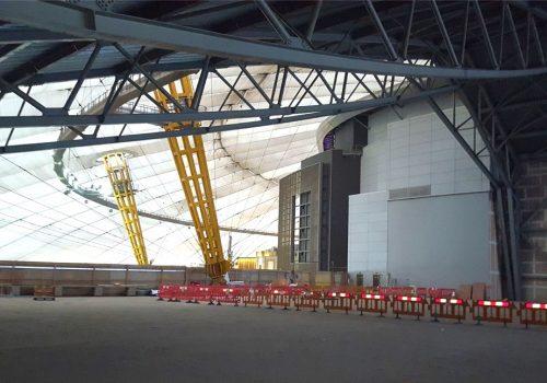 O2 Arena, Building 11