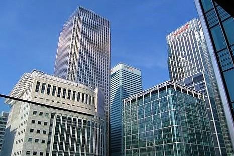 Citibank, 33 Canada Square, Canary Wharf