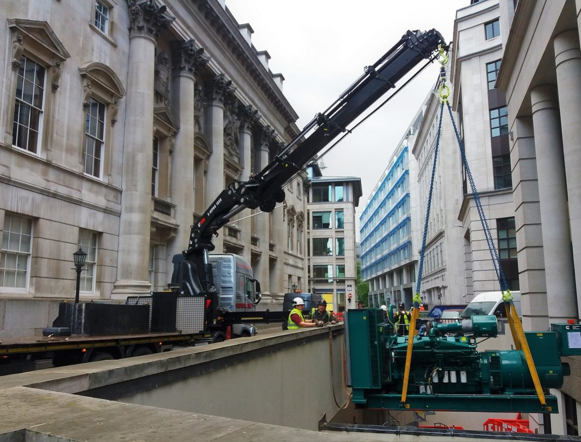 2 Gresham Street – Generator Removal – Stage 2 – Formatted – 1200px