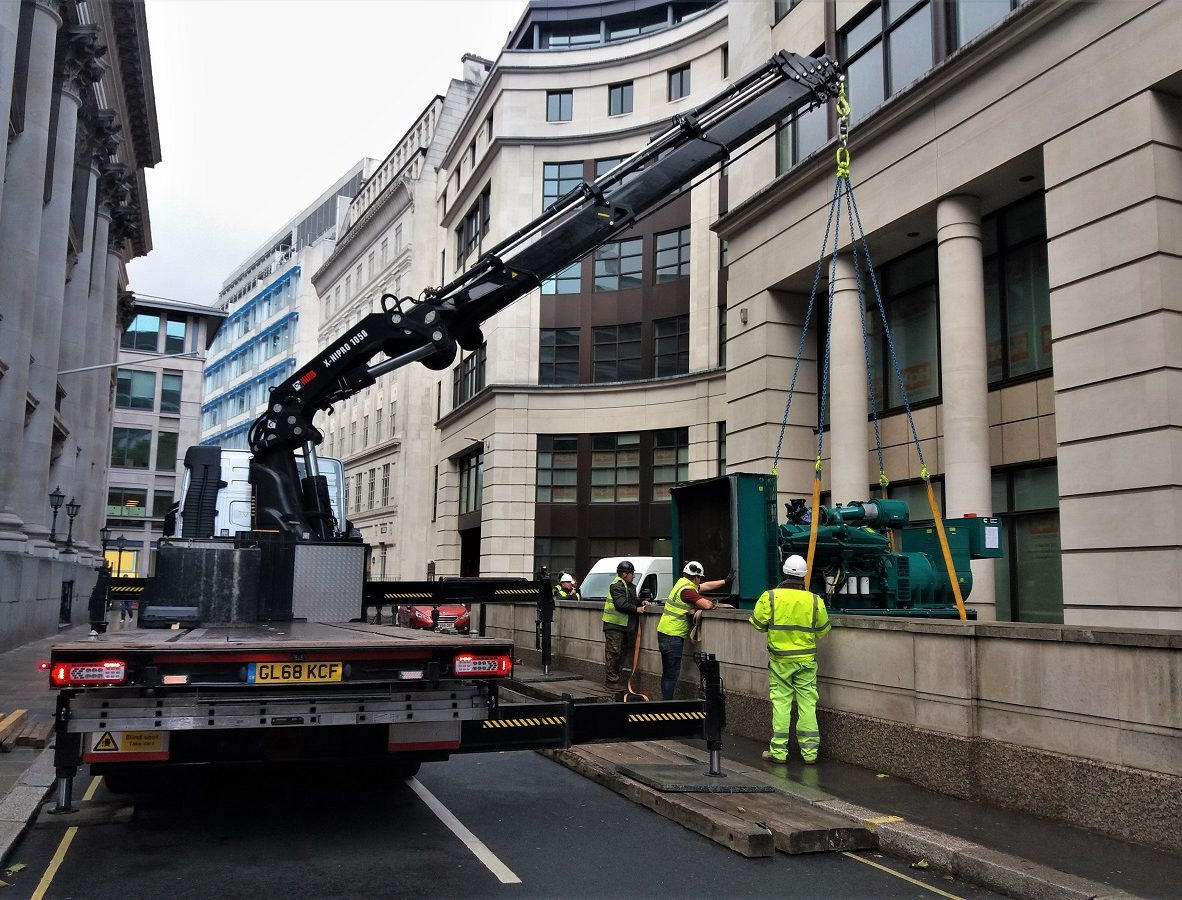 2 Gresham Street – Generator Removal – Stage 4 – Formatted – 1200px