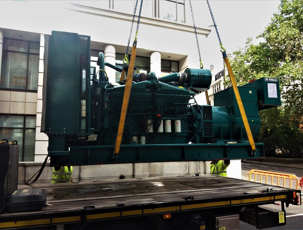 2 Gresham Street – Generator Removal – Stage 5 – Formatted – 1200px