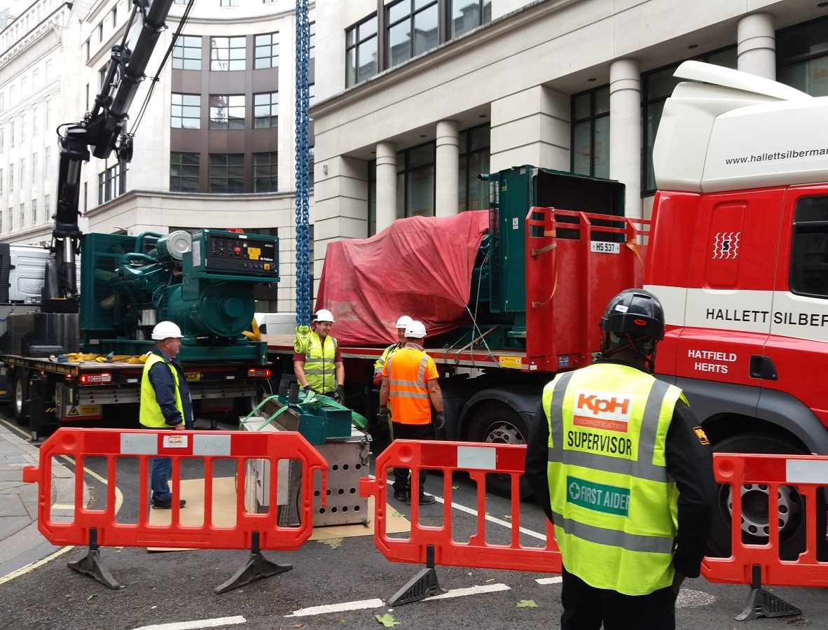 2 Gresham Street – Generator Removal – Stage 6 – Formatted – 1200px
