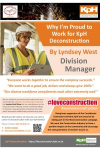Poster – Why We Work for KpH – Lyndsey West – Division Manager – WIC Award Nom – v8 AH 06-09-2019-page-001