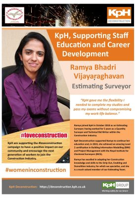Poster – Supporting Education at KpH – Ramya Bhadri Vijayaraghavan – Estimating Surveyor – v2 AH 05-09-2019-page-001